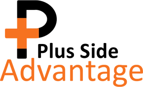 Plus Side Advantage, Inc. logo-retina
